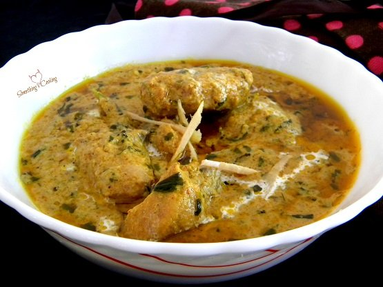 Methi Chicken - Methi Murg