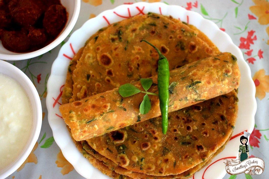 Methi Thepla Recipe - Gujarathi Style - Images