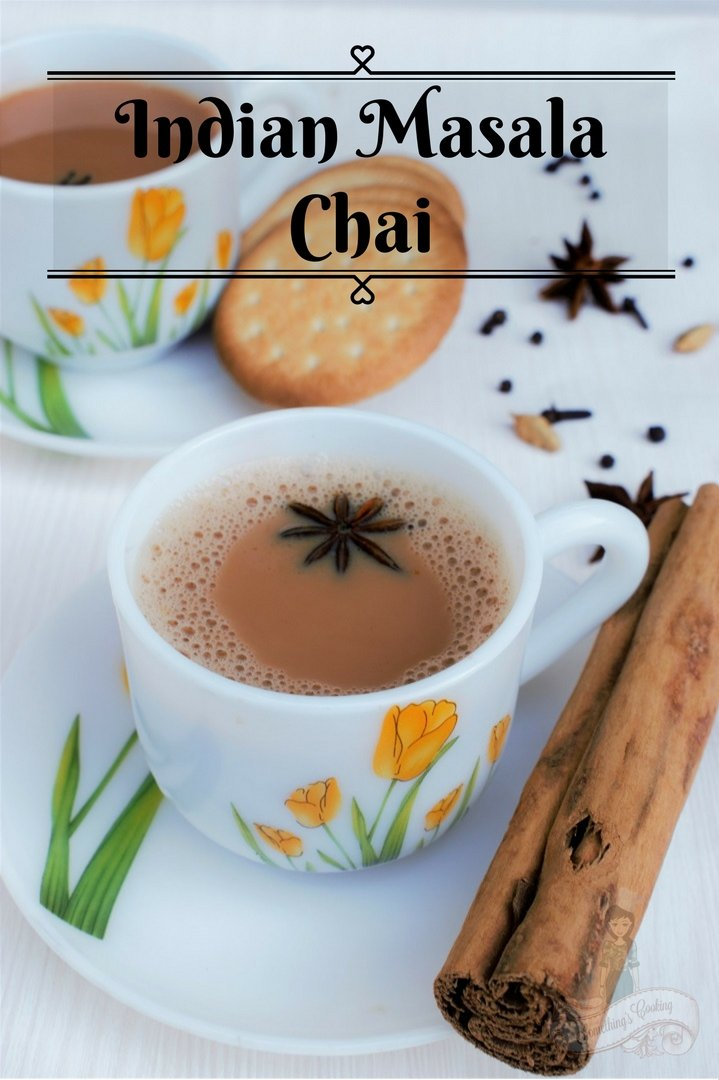 Indian Masala Chai - How to prepare Masala Chai - Images