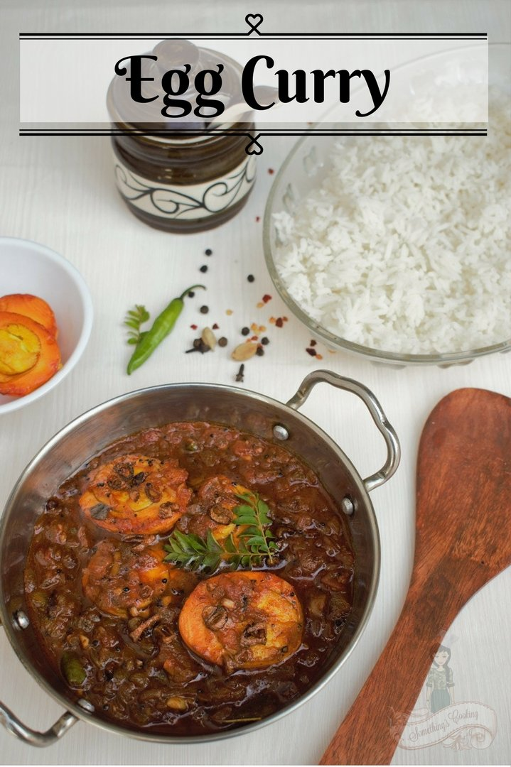 Chettinad Egg Curry Masala Recipe - Authentic