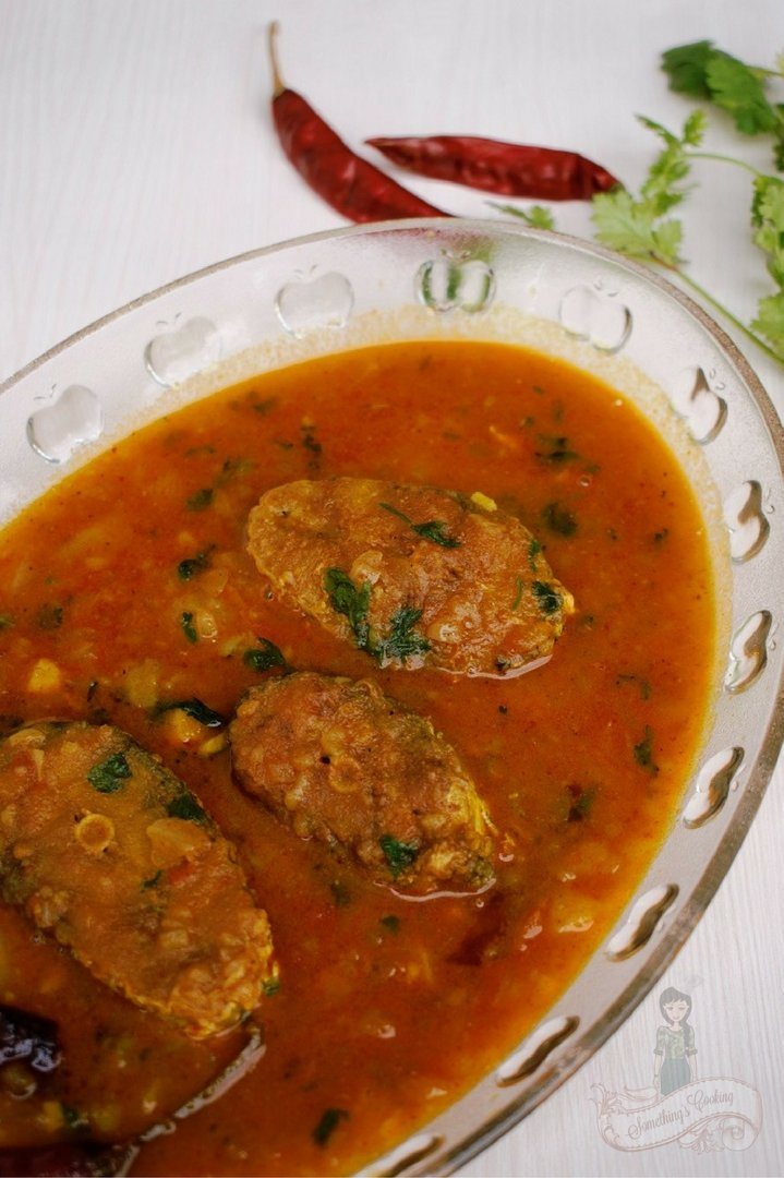 Assam Fish Curry Recipe - Savory - Spicy - Assamese fish curry