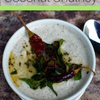 White Coconut Chutney