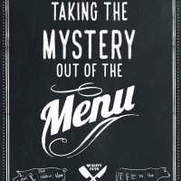 TAKING THE MYSTERY OUT OF THE MENU #BookReview