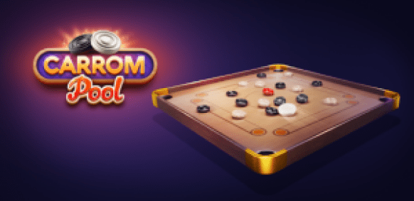 Carrom Pool most popular board game in india by sitblogs and somethingistrending