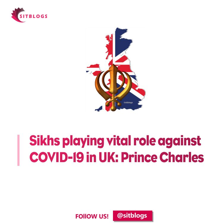 Sikhs playing vital role against COVID-19 in UK: Prince Charles sitblogs somethingistrending
