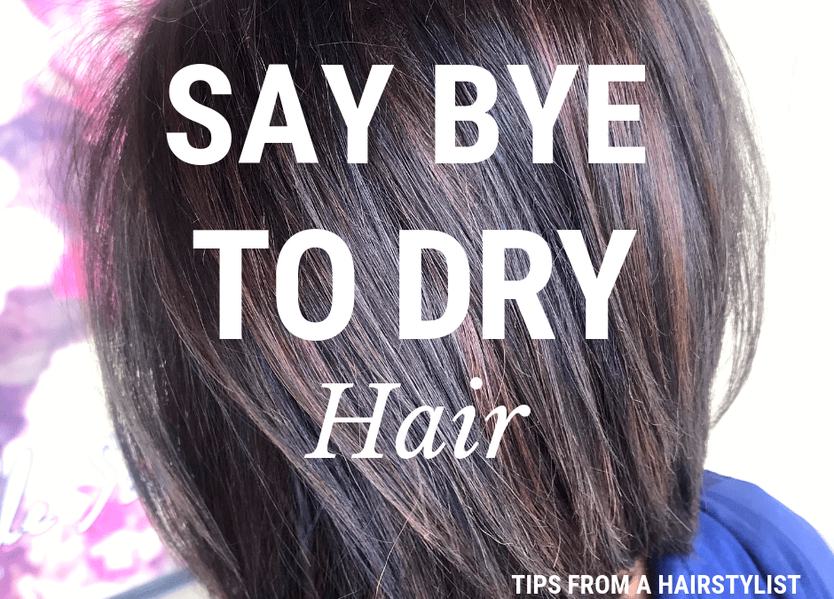 "Say ""bye"" to dry"