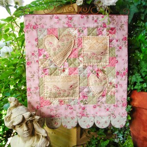 Quilting Sewing Pattern SWEET NOTHINGS Sally Giblin Rivendale Collection New
