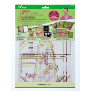 Clover Trace n Create Templates by Nancy Zieman, Tablet iPad Keeper New