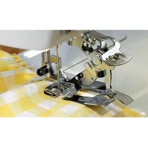 Husqvarna Viking RUFFLER SET Foot for Machine Embroidery, Sewing NEW
