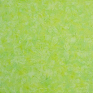 Quilting Patchwork Sewing Batik SLICE OF LIME Cotton 50x55cm FQ NEW