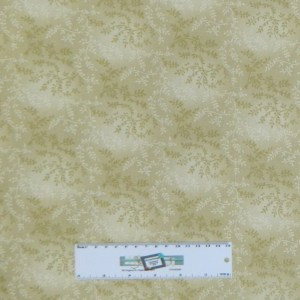 Country Quilting Fabric FAWN VINE Quilt Wide Backing 270x50cm New Queen, King