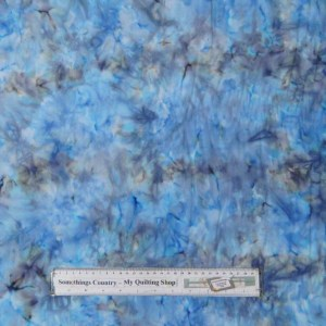 Quilting Patchwork Sewing Fabric Batik DENIM WASH Cotton 50x55cm FQ NEW