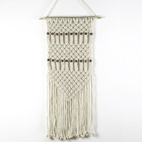 French Country Vintage Inspired Wall Art Macrame Wall ...