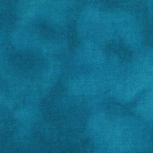 Patchwork Quilting Sewing Fabric Mystique D689691 Dark Turquoise 50x110cm 1/2m New