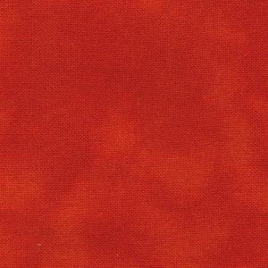 Patchwork Quilting Sewing Fabric Mystique D689706 Flame 50x110cm 1/2m New