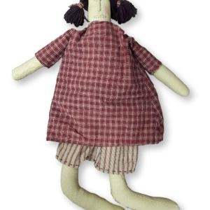PRIMITIVE STYLE BAILEY DOLL Cloth great for Room Decoration New Freepost