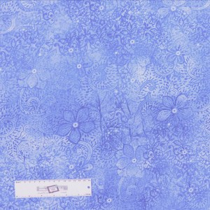 Patchwork Quilting Sewing Fabric MOONLIGHT BLUE BLENDER 50x55cm FQ New