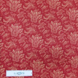 Quilting Patchwork Fabric MODA ROSEWOOD RUST RED Wide Backing 270x50cm New