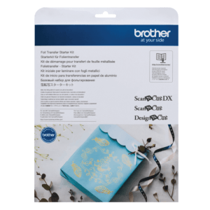 Brother Foil Transfer Starter Kit for Scan N Cut including Activation Card New