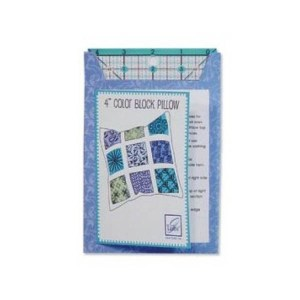 Quilting and Sewing Pattern TIC TAC TOE Mini Pattern with Template New