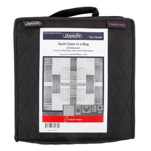 Quilting Patchwork Templates Low Shank WESTALEE Quilt Class in a Bag Rulers New