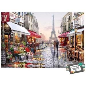5D Diamond Painting Full Image Square Drills PARIS PAINTING 40x50cm New