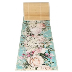 French Country New Table ENGLISH ROSE Table Runner Rectangle 30x135cm