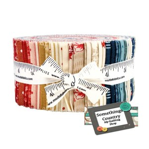 Quilting Jelly Roll Patchwork MODA NORTHPORT 2.5 Inch Sewing Fabrics New
