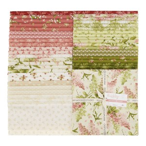 Quilting LAYER CAKE Patchwork MAYWOOD SENSIBILITY 10 Inch Fabrics New