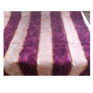 Country Table Cloth MADRID BURGANDY Tablecloth RECTANGLE 150x260cm