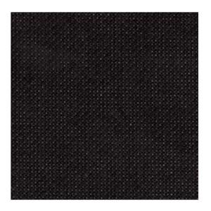 Cross Stitch BLACK Aida Cloth 14ct Size 55x30cm New X Stitch Fabric
