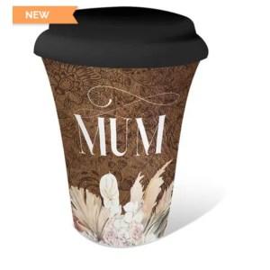 French Country Chic Travel Tea Coffee Mug Bismark MUM