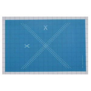 Quilting Full Line Stencil EASY HALF SQUARE TRIANGLES A3 use with Pounce 31018