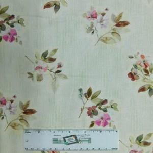 Quilting Patchwork Fabric JASMINES GARDEN 2 50x55cm FQ Material