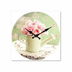 Clock French Country Wall Clocks 17cm GARAGE SERVICE REPAIR Small