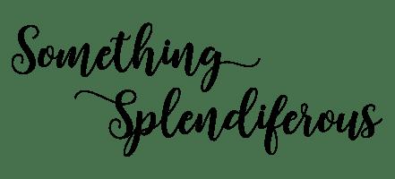 Something Splendiferous