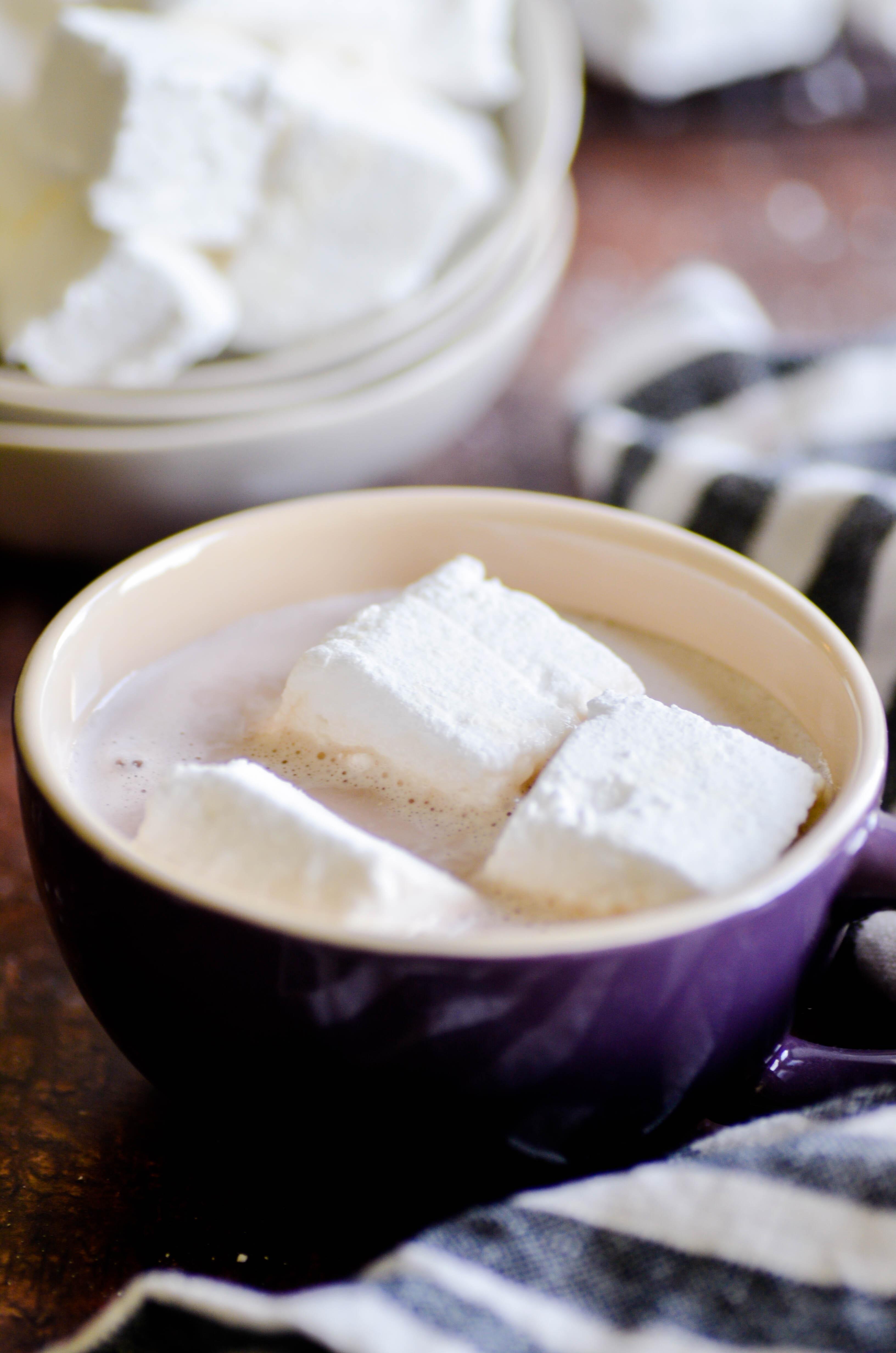 Ina Garten Marshmallows : garten, marshmallows, Homemade, Marshmallows, Recipe, Step-by-Step, Photos