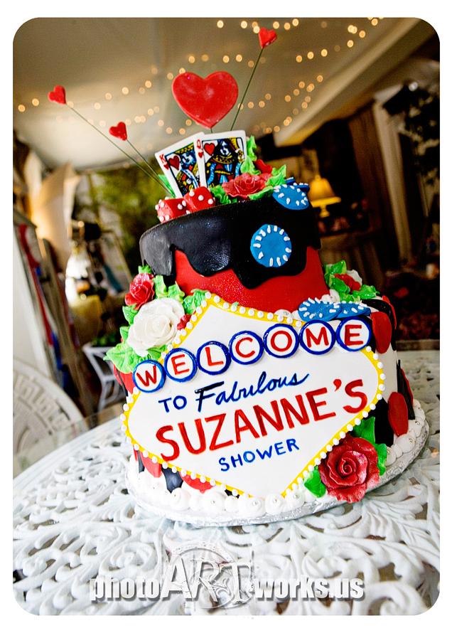 Las Vegas Themed Wedding Invitations