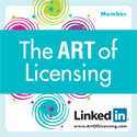 The Art of Licensing Group Badge