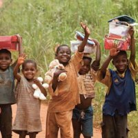 Operation Christmas Child - Shoe Boxes of Treats for Needy Children