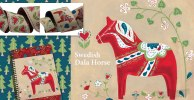 Cherish's Swedish Dala Horse