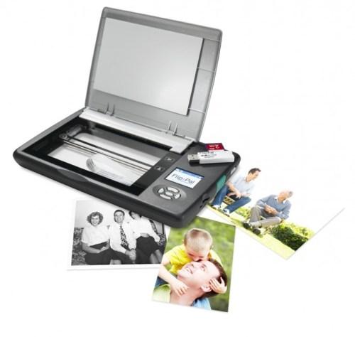 Flip-Pal Portable Photo Scanner