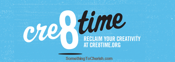Cre8time for something to cherish