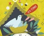 Cuckoo Clock by Cherish Flieder of Something to Cherish - Art Licensing & Illustration