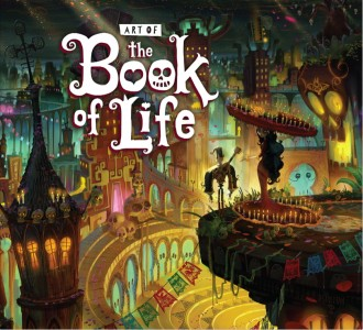 """""""This film is a vibrant fantasy-adventure, tells the legend of Manolo, a conflicted hero and dreamer who sets off on an epic quest through magical, mythical and wondrous worlds in order to rescue his one true love and defend his village.""""Book of Life Movie Concept Illustration, Art Director Paul Sullivan © 2014 TWENTIETH CENTURY FOX"""