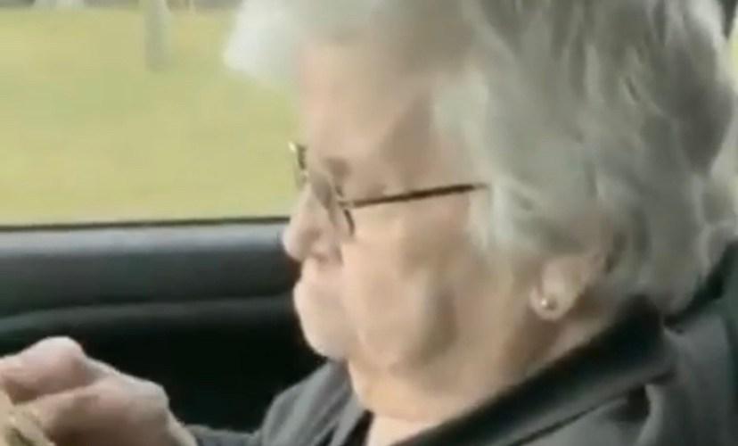take grandma gas money