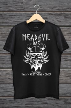 Viking Head T-Shirt