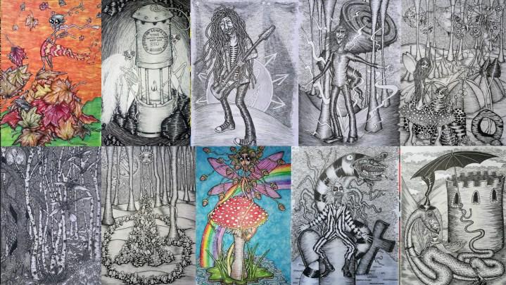 Keziah Parsons Artist
