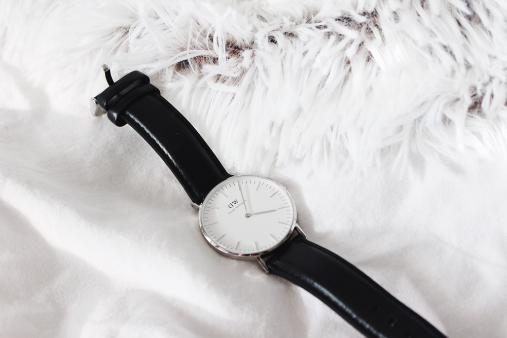 indispensables montre daniel wellington