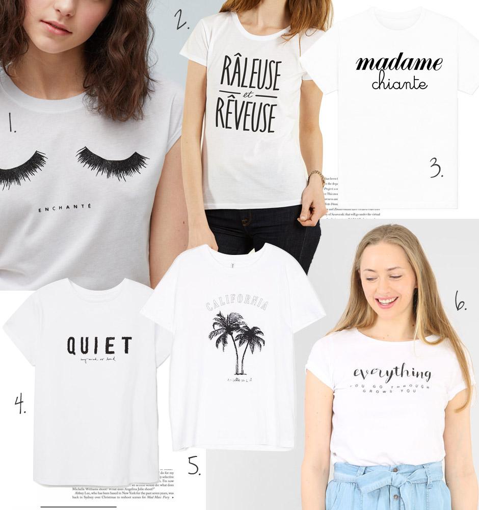 selection-tshirts-imprimés-blanc
